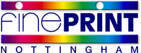 Fineprint Nottingham Logo
